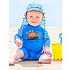 JoJo Maman Bebe 1-Piece Crab Sun Protection Suit