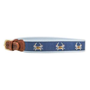 Bailey Boys Blue Crab Belt