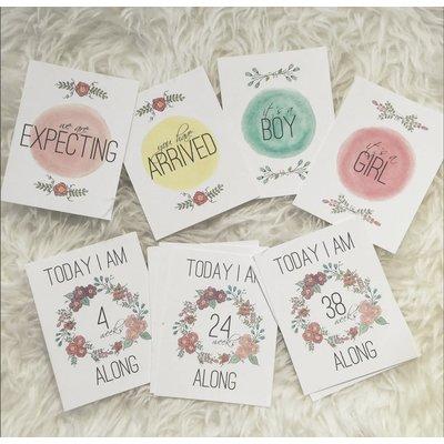 Hugs & Kisses XO, LLC Bump to Baby Memory Book