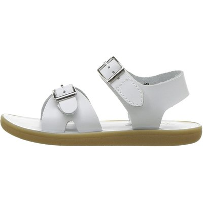 Footmates Tide White Sandal