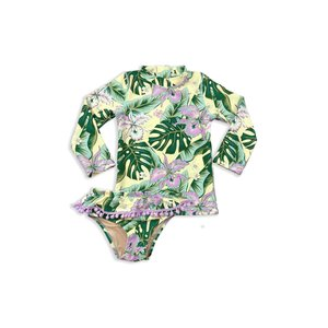 Shade Critters Tropical Oasis Rashguard Set