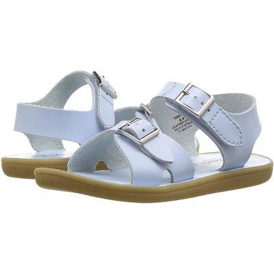 Footmates Lt Blue Tide Sandals