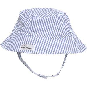 Flap Happy Chambray Bucket Hat
