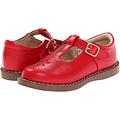 Footmates Sherry Tstrap Apple Red Maryjane