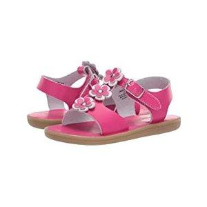 Footmates Jasmine Hot Pink Sandal