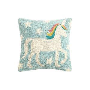 Peking Handicraft Unicorn Magic Hook Pillow
