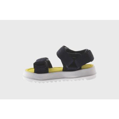 Victoria Velcro Sandals Navy (Marino)