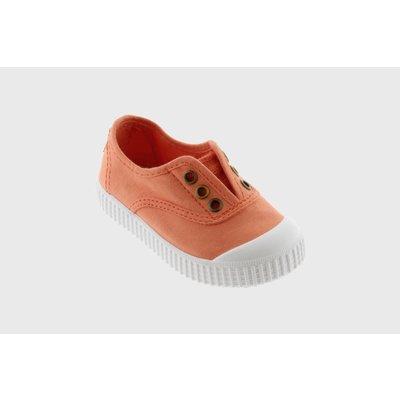 Victoria No Lace Sneaker Trebol (Green)