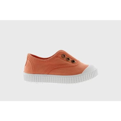 Victoria No Lace Sneaker Pomela (Orange)