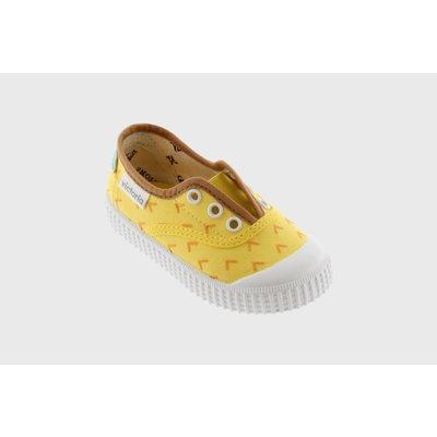 Victoria Fruity No Tie Slip On Shoes