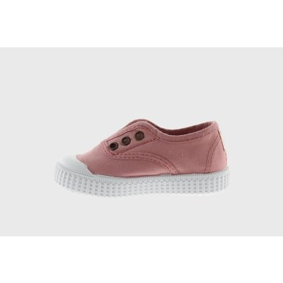Victoria No Lace Nude Sneaker (Lt Pink)