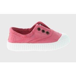 Victoria No Lace  Frambusea Sneaker (Pink)