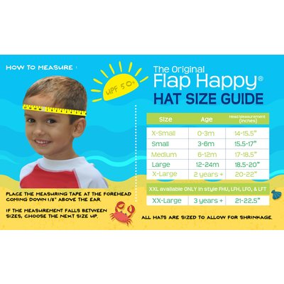 Flap Happy Double Ruffle White Hat