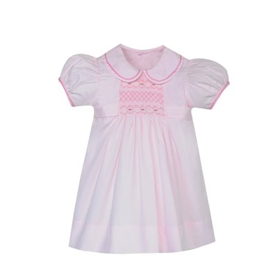 Remember Nguyen Pink Jean Dress