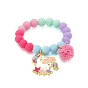 Girl Nation Charming Whimsy Bracelet- Magical Unicorn