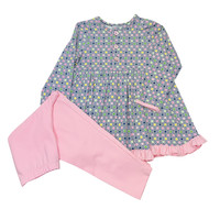 Ishtex Textile Products, Inc Honeycomb Leggings Set