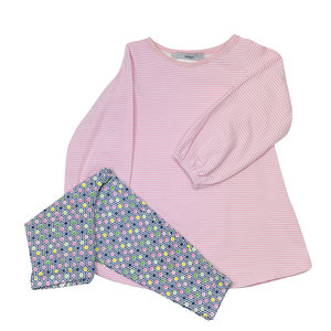 Ishtex Textile Products, Inc Honeycomb Tunic Set