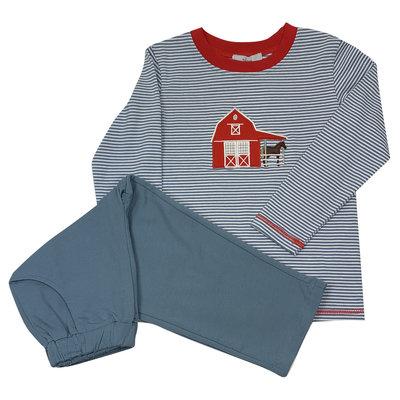 Ishtex Textile Products, Inc Horse Applique Boys Pant Set
