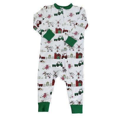 Ishtex Textile Products, Inc Farm Onesie Loungewear