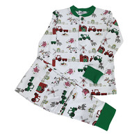 Ishtex Textile Products, Inc Farm Boys PJ Set