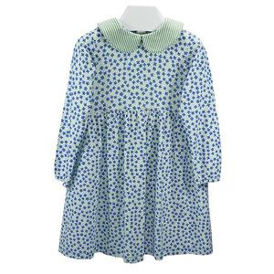 Ishtex Textile Products, Inc Floral Empire Dress