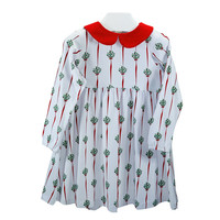 Ishtex Textile Products, Inc Mistletoe Empire Dress