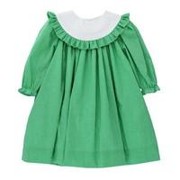 Bailey Boys Kelly Green Check Float Dress