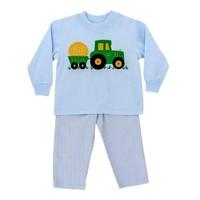 Bailey Boys Hay Tractor Boy's Pant Set