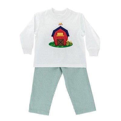 Bailey Boys Barnyard Boy's Pant Set