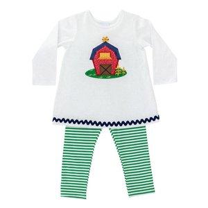 Bailey Boys Barnyard Tunic Pant Set