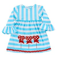 Bailey Boys Be Mine Knit Empire Dress