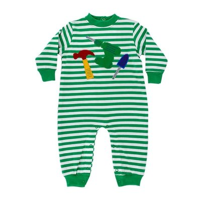 Bailey Boys Tool Time Knit Romper