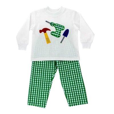 Bailey Boys Tool Time Boy's Pant Set