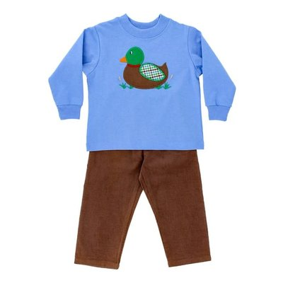 Bailey Boys Mr Mallard Boy's Pant Set