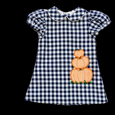 Bailey Boys Pumpkins Dress