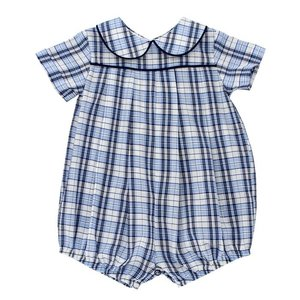 Bailey Boys Buxton Plaid Dressy Short Bubble