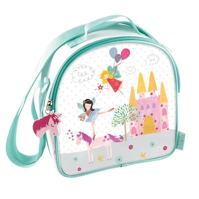 Floss and Rock Fairy Unicorn Lunch Bag w/Detachable Strap