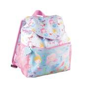 Floss and Rock Mermaid Backpack