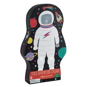 Floss and Rock Space 20pc Jigsaw Puzzle