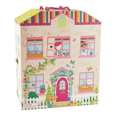 Floss and Rock Rainbow Fairy Playbox