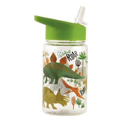 Floss and Rock Dino Tritan Water Bottle