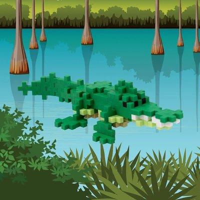 Plus-Plus USA Plus Plus Tube - Alligator