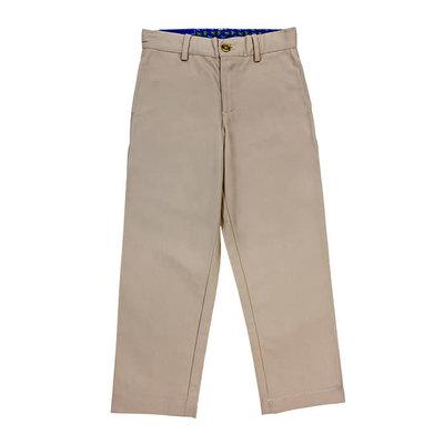J Bailey Khaki Twill Pants