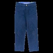 J Bailey Navy Cord Pants