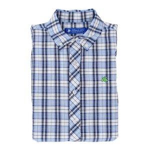 J Bailey Buxton Plaid Button Down Shirt