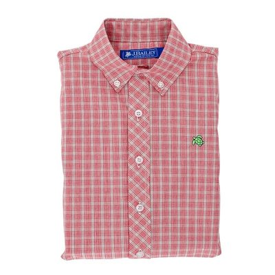 J Bailey Wembley Plaid Button Down Shirt