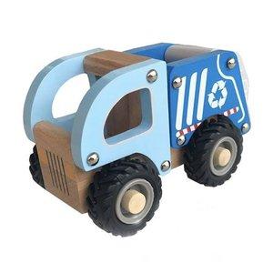 Birchwood Wooden Recycle Truck