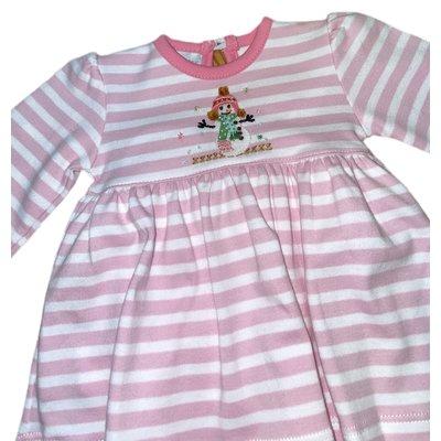 Squiggles Suzy Snowgirl Onesie Dress