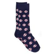 Properly Tied Baseball Lucky Duck Socks