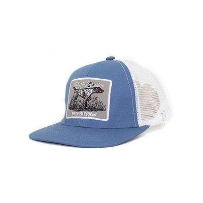 Properly Tied Pointer Trucker Snapback Hat